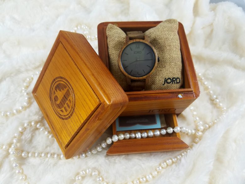 JORD WOOD WATCH, PERFECT GIFT FOR MOM