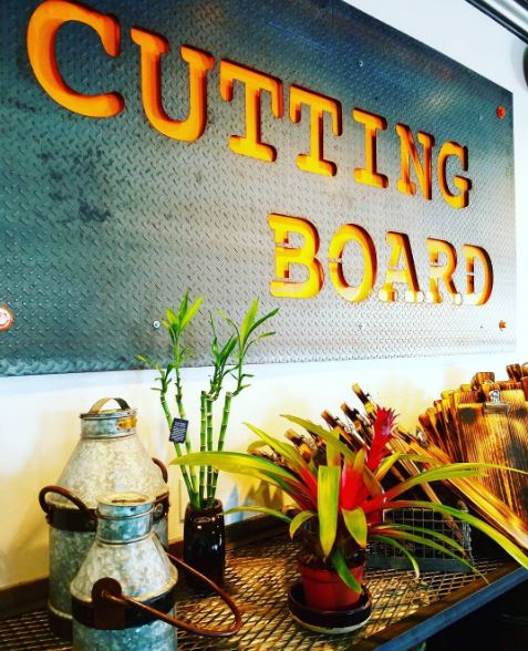 CUTTING BOARD GASTROPUB- Filipino Food with a Twist