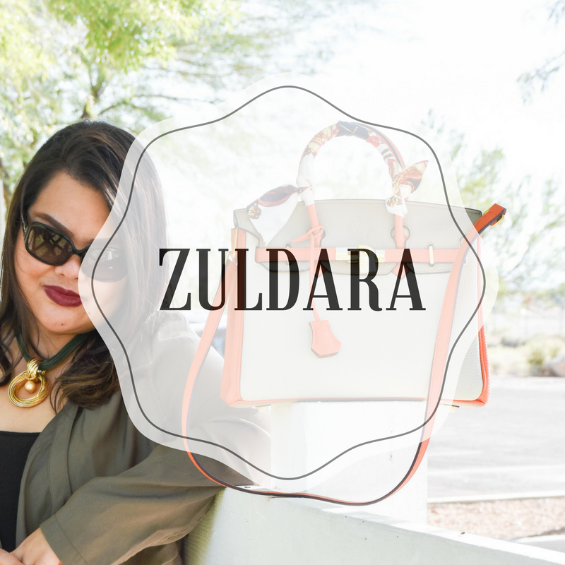 FALL FASHION IS NOT COMPLETE WITHOUT ZULDARA