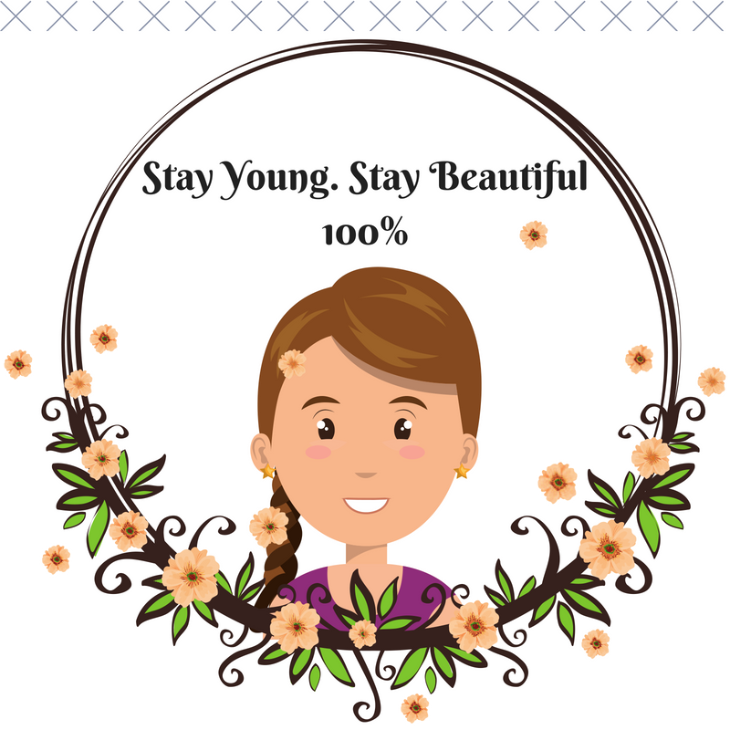 STAY YOUNG. STAY BEAUTIFUL 100%
